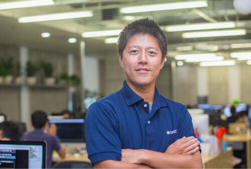 Hiroki Yamamoto - CEO